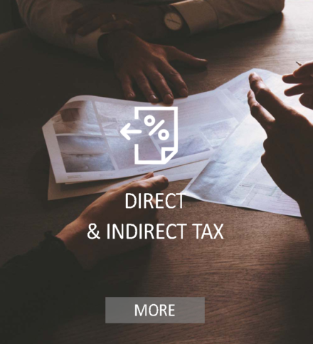 DIRECT AND INDIRECT TAX