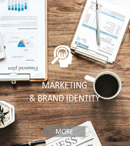 MARKETING AND BRAND IDENTITY